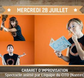 Image Cabaret d'improvisation Théâtre