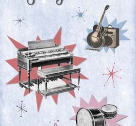 Image Blues Organ Combo Jazz/Blues