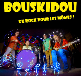 Image Bouskidou concert jeune public