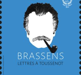 Brassens, lettres à Toussenot