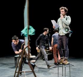 Image Camarades Théâtre