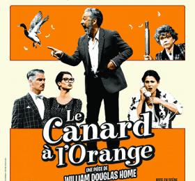 Image Le Canard à l'Orange Théâtre