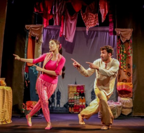 Image Aladin, le spectacle musical