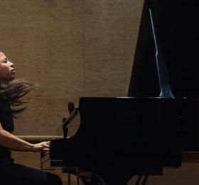 Messe noire   Célimène Daudet - Liszt, Scriabine
