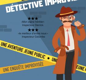 Image Charly, détective improvisé Théâtre