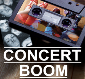 Image Concert Boom Spectacle musical/Revue
