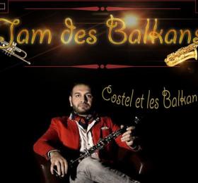 Image Costel & les Balkanos