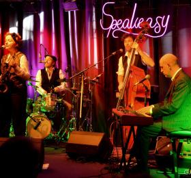 Image Les Mercredis aux Lakas avec SPEAKEASY Jazz/Blues