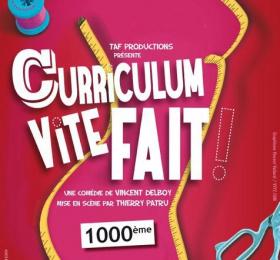 Image Curriculum vite fait ! Humour