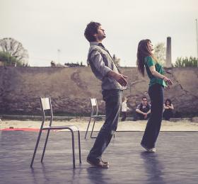 Image Ce qui m'est dû (Soleil Levant) Danse