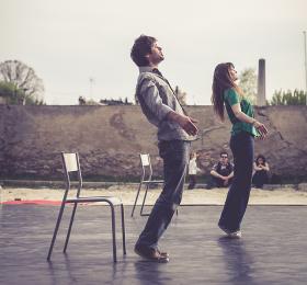 Image Ce qui m'est dû (Sillon de Bretagne) Danse