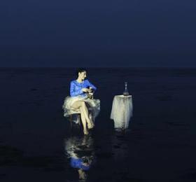 Image Delphine Coutant : Entre nos mains Chanson