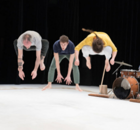 Image Spectacle 10:10 - Danse - Cie Nyash Danse