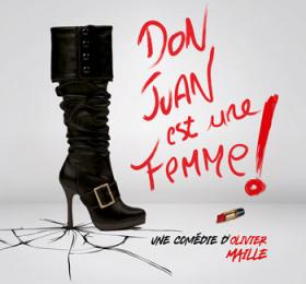 Image Don Juan est une femme Théâtre