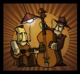 Image Double Jeu (swing manouche) Jazz/Blues