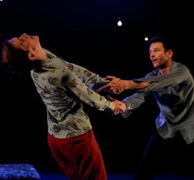 Image 8 minutes-lumière Danse