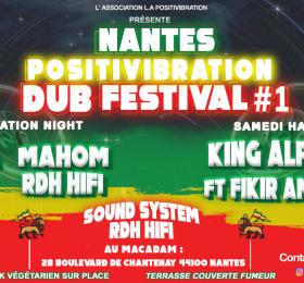 Nantes Positivibration Dub Festival #1