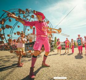 Image Les Fanfaronnades 2019 Festival