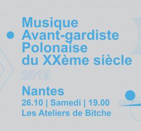 Image Filiason #6 musique avant-gardiste polonaise du xxe à 2019 Electro