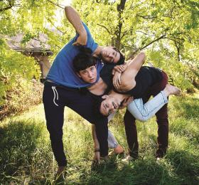 Fil-fil / cirque / Cie Bal Jeanne Mordoj