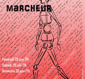 Image L'architecture d'un marcheur (Retour travaux d'élèves) Théâtre