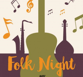 Image Folk Night avec Jess Hatton-Brown & Anna Greenwood Rock/Pop/Folk