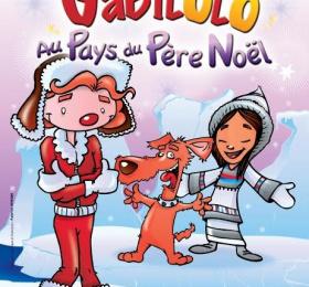 Image Gabilolo au pays du Père Noël Conte