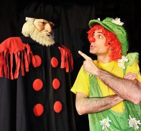 Image Gabilolo et Malolotte à la pêche Théâtre