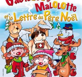 Gabilolo, Malolotte et la lettre du Père Noël