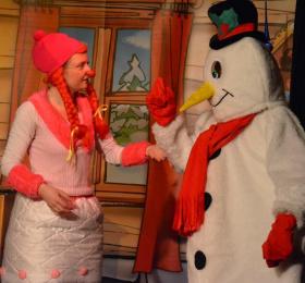 Image Gabilolo, Malolotte et la lettre du Père Noël Théâtre