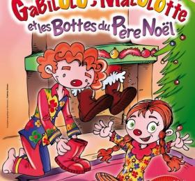 Image Gabilolo, Malolotte et les bottes du Père Noël Conte