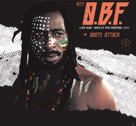 Nazamba meets O.B.F + Roots Attack (Get Up Session #25)