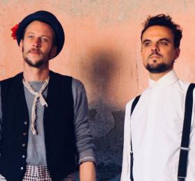Image Héron & Duval | Groove de pioche et blues indomptable Rock/Pop/Folk