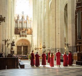 Musique Sacrée Cathédrale Nantes Hommage à Félix Moreau