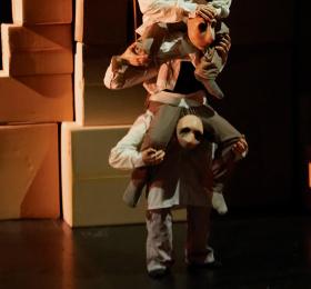 Image Saperlippupet 2020 Marionnettes/Objets