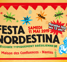 Festa Nordestina - 15 ans de Macaiba