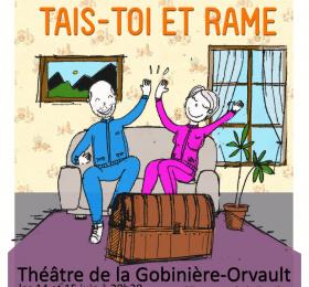 Image Tais-toi et rame! Théâtre