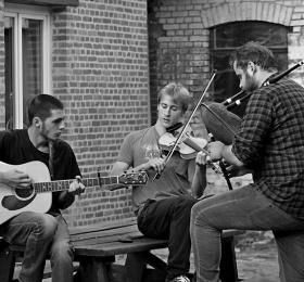 Louise + Trio Durand Millet Raillard
