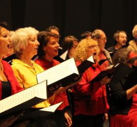 Concert de la chorale de Trentemoult