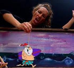 Image Le destin d'Arthur (jeune public) Marionnettes/Objets