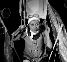 """Image Nuit des Musées: spectacle """"Jour de Pluie"""" Théâtre"""