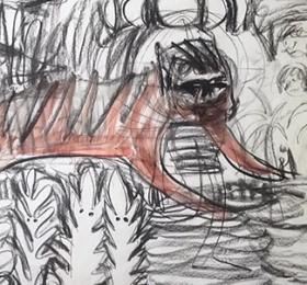 Image Je suis Tigre Danse