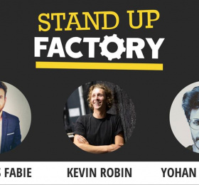 Image Stand Up Factory Spécial Humour