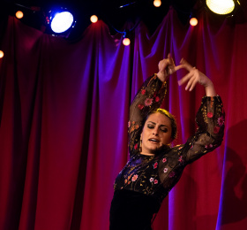Image Tablao flamenco Danse