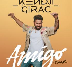 Image Kendji Girac, Amigo Tour Chanson