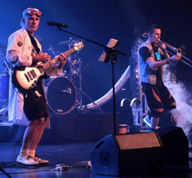 """Les Jeudis des P'tits Loups présentent """"Super Pouvoirs pour Super RockStars"""""""