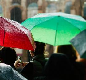Spectacle d'improvisation théâtrale - le parapluie