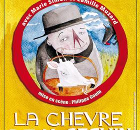 Image La chèvre de Monsieur Seguin Conte