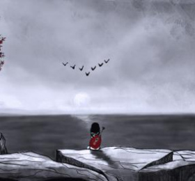 Image Les oiseaux ne se retournent pas - Nadia Nakhlé Ciné-concert