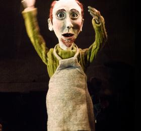 Image La Guerre des Buissons - Théâtre des 4 Mains Marionnettes/Objets